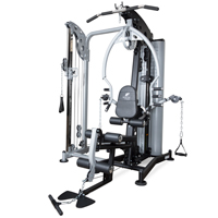 Newton Fitness MHG-200 Homegym mit Cable Station Attachment