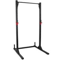 Pivot Fitness 868 Poste de Squat Heavy Duty