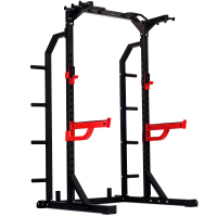 Pivot Fitness Heavy Duty 870HR Demi-Rack