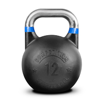 Pivot Fitness Competition Steel Kettlebell 12kg