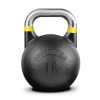 Pivot Fitness Competition Steel Kettlebell 16kg