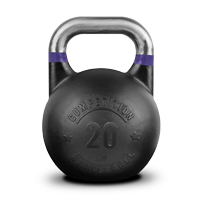 Pivot Fitness Competition Steel Kettlebell 20kg