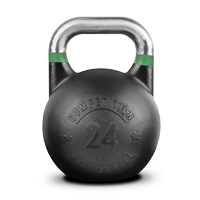 Pivot Fitness Competition Steel Kettlebell 24kg