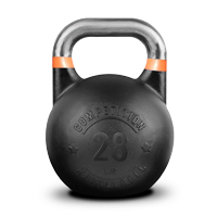 Pivot Fitness Competition Steel Kettlebell 28kg