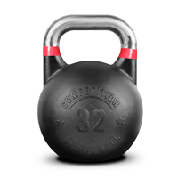 Pivot Fitness Competition Steel Kettlebell 32kg