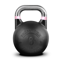 Pivot Fitness Competition Steel Kettlebell 8kg