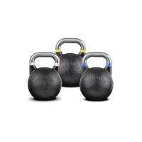 Pivot Fitness Competition Steel Kettlebell Combi Set 36kg
