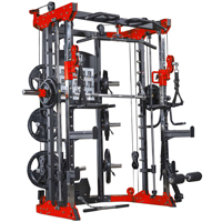 Pivot Fitness FSM-200 Maquina Smith Functional