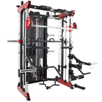 Pivot Fitness FSM-400 Functional Smith Machine Full Options