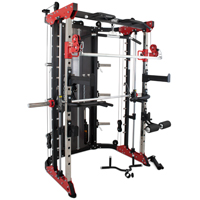 Pivot Fitness FSM-400 Maquina Smith Functional