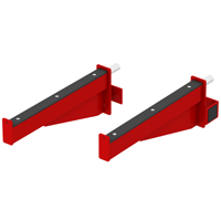 Pivot Fitness HA3735 Safety Spotters Set