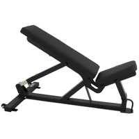 Pivot Fitness HB3140 Heavy Duty Deluxe Bench
