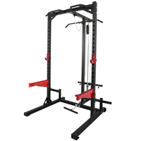 Pivot Fitness HR3240 Heavy Duty ECON and HR-LR01 Lat Pulley Station