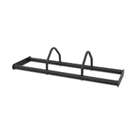 1x Pivot Fitness MSR-BPS 95cm Bumper Storage Shelf