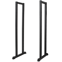 1x Pivot Fitness MSR-UR1 Storage Uprights 1.7m Set
