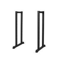 1x Pivot Fitness MSR-UR2 Storage Uprights 1.2m Set