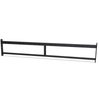 Pivot Fitness PM113 Barre De Traction Longue Pour Monkey Bar