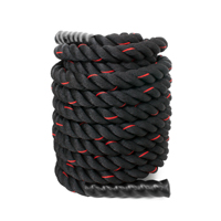 Pivot Fitness PM215 Polyester Battle Rope 15m 38mm
