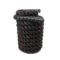 Pivot Fitness PM215 Battle Rope Di Poliestere 9m 38mm