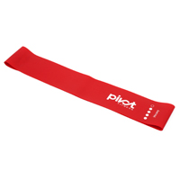 Pivot Fitness PM225-H Mini Bande Loop Rouge Heavy