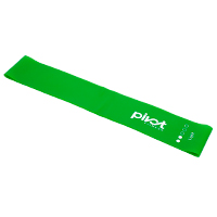 Pivot Fitness PM225-L Mini Loop Band Green Light