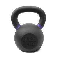 Pivot Fitness Premium Cast Iron Kettlebell 20 kg