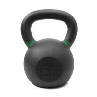 Pivot Fitness Premium Cast Iron Kettlebell 24 kg