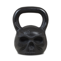 Pivot Fitness Skull Kettlebell 16 kg