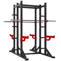 Pivot Fitness XAR6620 Rack Combo Athlétique