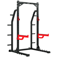 Pivot Fitness XR6230 Heavy Duty Half Rack Commerciale