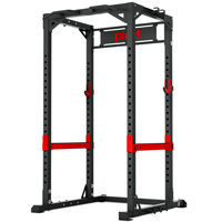 Pivot Fitness XR6250 Commercial Heavy Duty Power Rack
