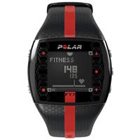 Polar FT7 Hartslagmeter Zwart Rood