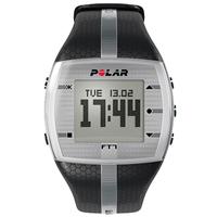 Polar FT7 Hartslagmeter Zwart Zilver