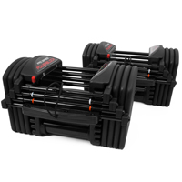 PowerBlock Pro Exp Stage 1 Adjustable Dumbbell Set