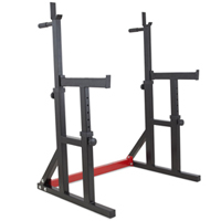 PowerMark 415 Squat Rack Deluxe
