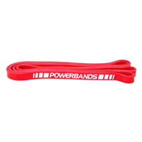 PowerMark PM220 Banda de Resistancia XX-Light Rojo 15mm