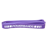 PowerMark PM220 Banda de Resistencia X-Light Violeta 30mm