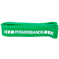 PowerMark PM220 Strength Band Light Groen 45mm
