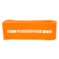 PowerMark PM220 Strength Band Heavy Oranje 85mm