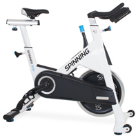 Precor Ride Poly-V Spinning Bike