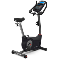 Schwinn 570U - Upright Bike with Bluetooth and RideSocial