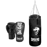 Super Pro Ensemble Sac de Boxe