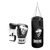 Super Pro Kids Punching Bag Set