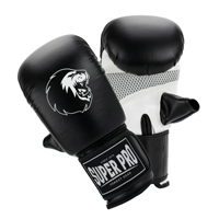 Super Pro Bag Gloves Victor Black/White M