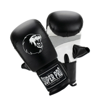 Super Pro Bag Gloves Victor Black/White S