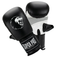 Super Pro Bag Gloves Victor Black/White XL