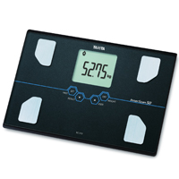 Tanita BC-313 Body Composition Monitor Black