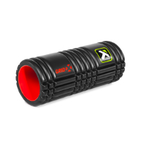 Trigger Point The Grid X Foam Roller Zwart