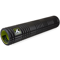 Trigger Point The Grid 2.0 Foam Roller Black